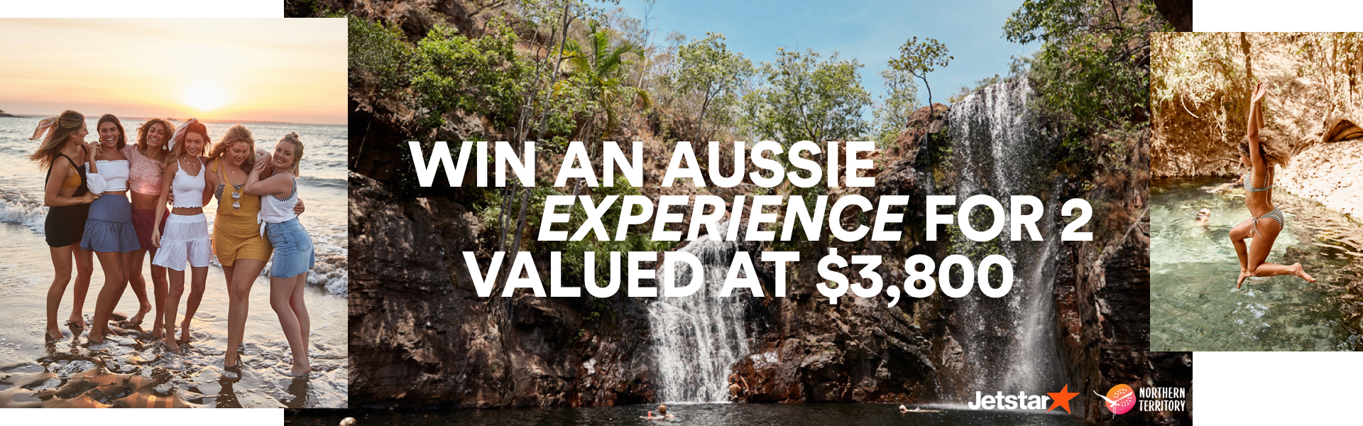 Cotton On Body Competition. Win an Aussie experience.