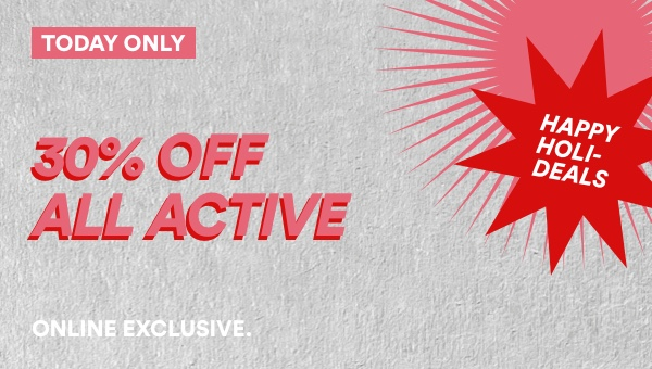 Cotton On. 30% Off Active. Click to shop.