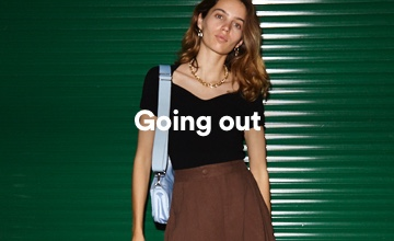 Women's Going Out Edit. Click to Shop.