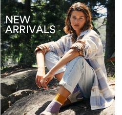 Women's New Arrivals. Click to Shop.