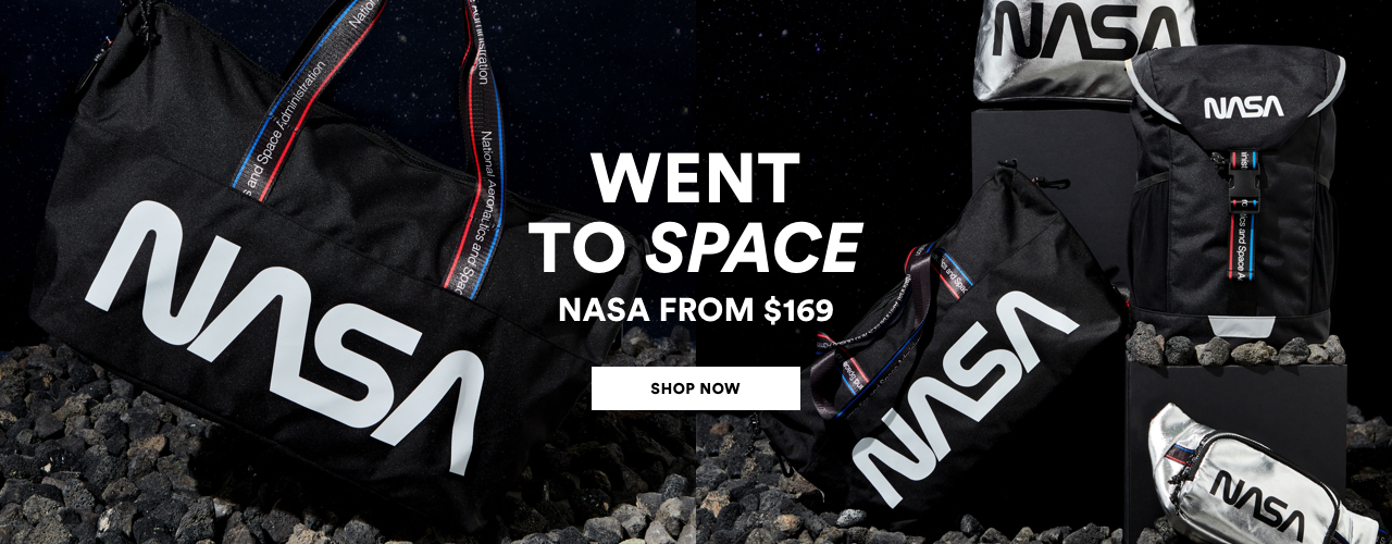 Went to Space. Men's NASA Edit from $169. Click to Shop