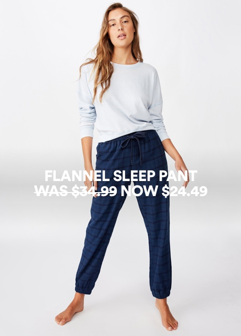 Sleepwear. Click to shop.