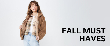 Fall Must Haves. Click to Shop.