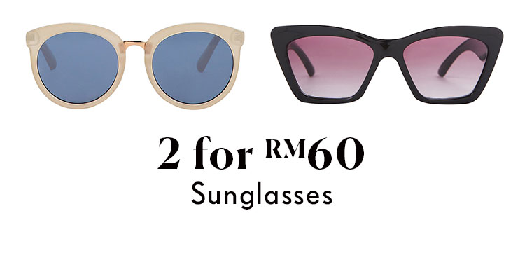 Sunglasses Offer! | Shop Hot Offers Now