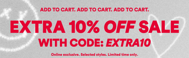 Extra 10% Off Sale With Code EXTRA10
