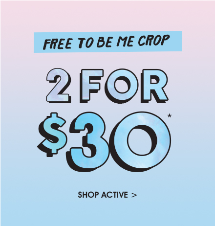 Free by Cotton On Activewear