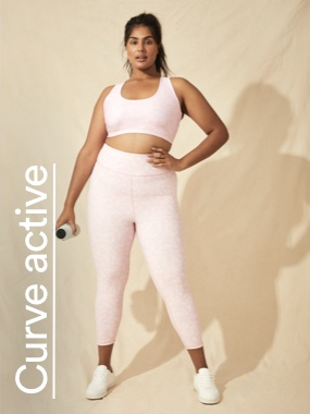 Cotton On Body. Curve Active. Click to shop.