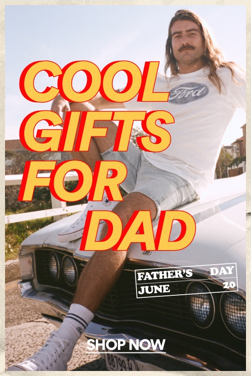 Cool Gifts for Dad. Click to shop Father's Day Edit.
