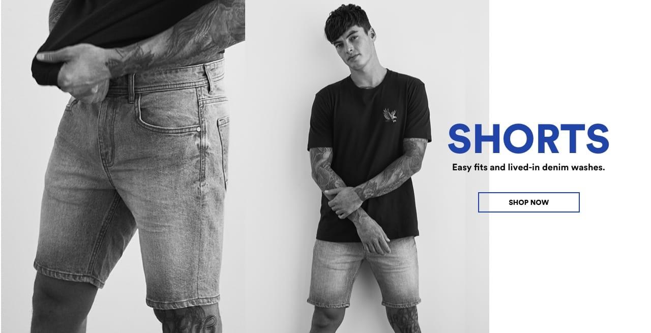 Cotton On Men's Shorts Jeans