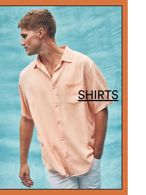 Men's Shirts. Click to Shop