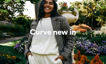 Shop Curve New In