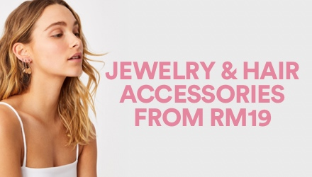 Jewelry and Hair Accessories. Click to shop