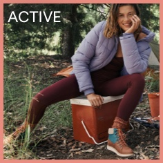 Activewear. Click to Shop