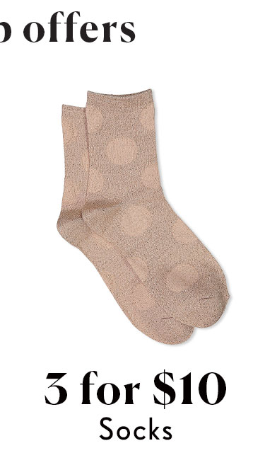 Socks Offer! | Shop Hot Offers Now