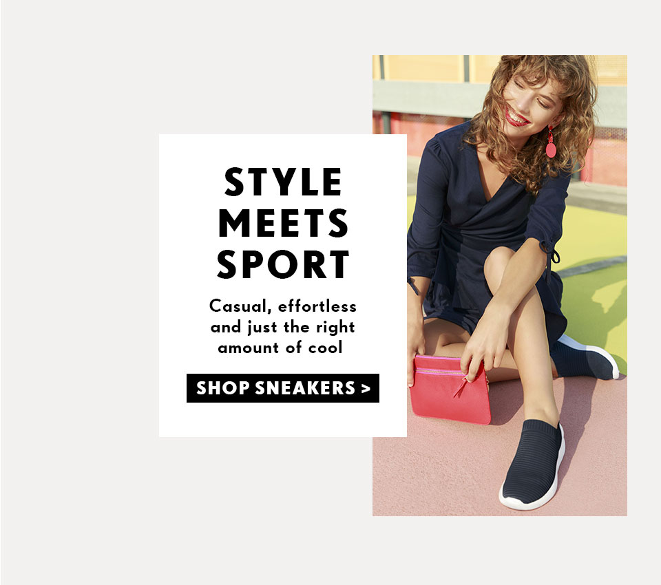Shop The Trend | Shop Sneakers Online