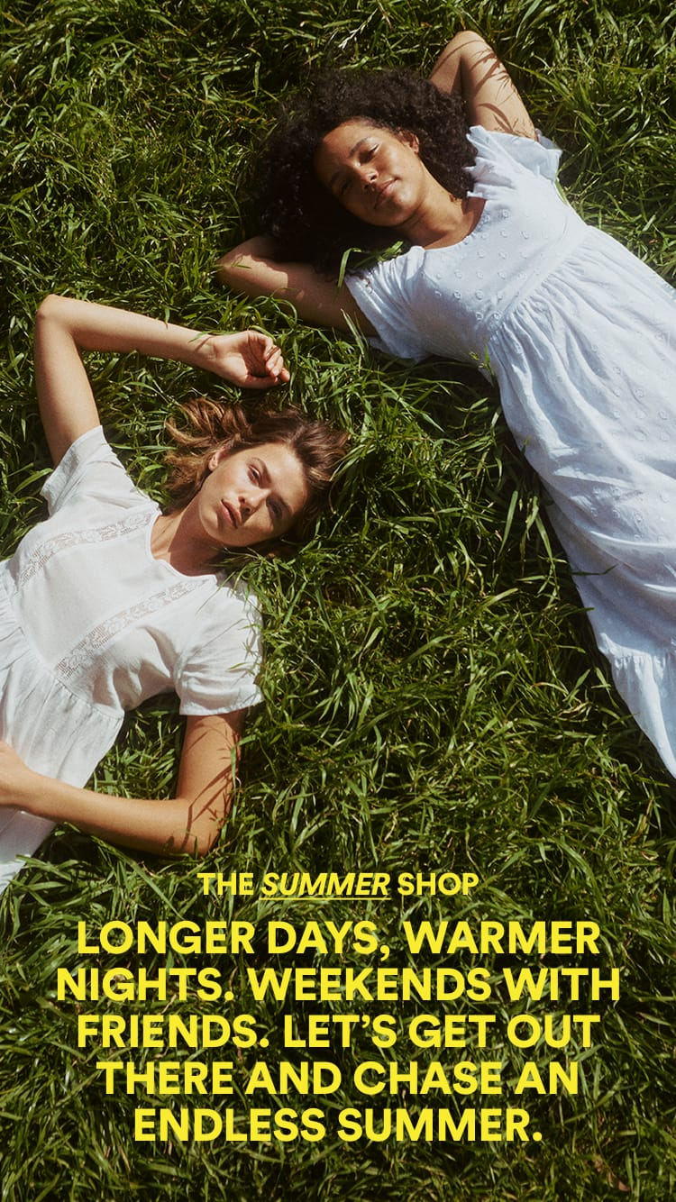 Cotton On Summer Shop. Click to shop.