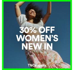 Women's Sleepwear. Click to shop.