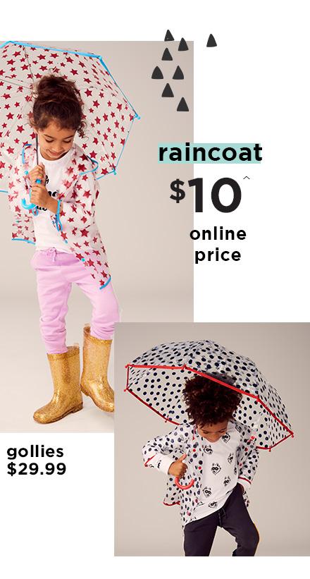 Cotton On Kids. Raincoat. shop now   · Raincoat 6dddc75eb