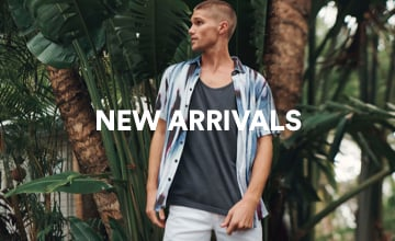 Shop Mens New Arrivals.