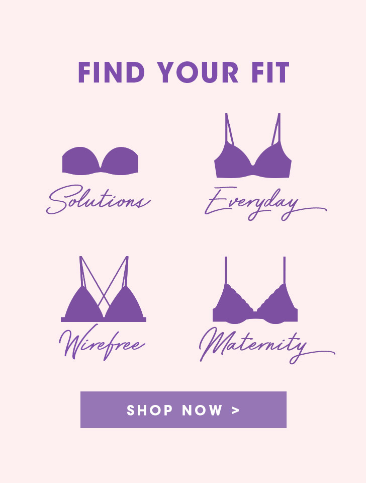 Intimates | Find Your Fit