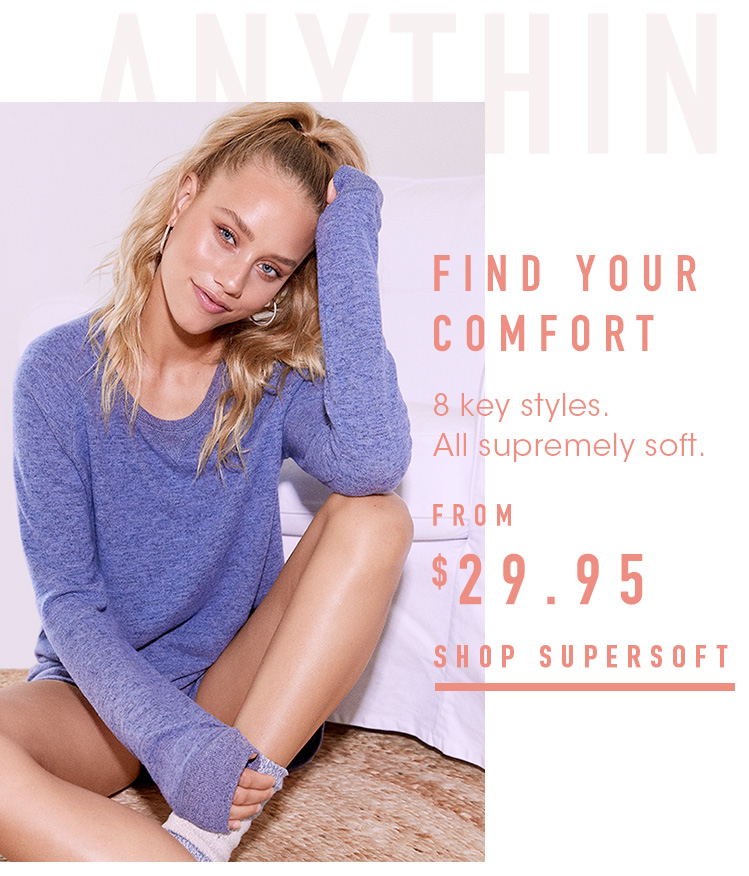 Shop Supersoft Collection