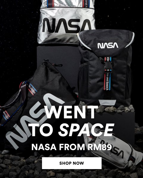 NASA from from RM89. Click to shop