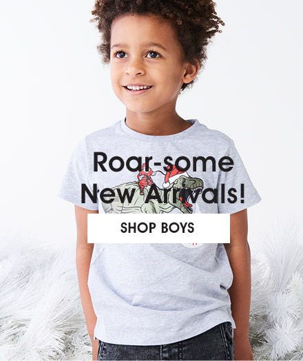 Shop Boys New Arrivals