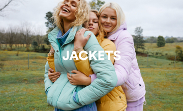 Jackets. Click to Shop.