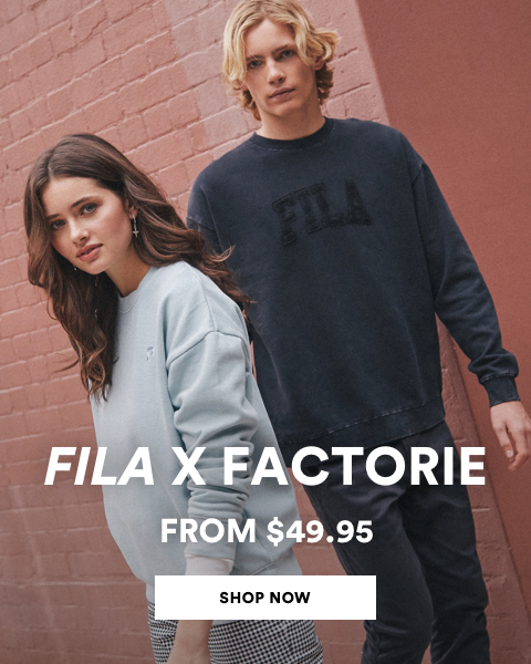 Fila X Factorie from $49.95. Shop Now.