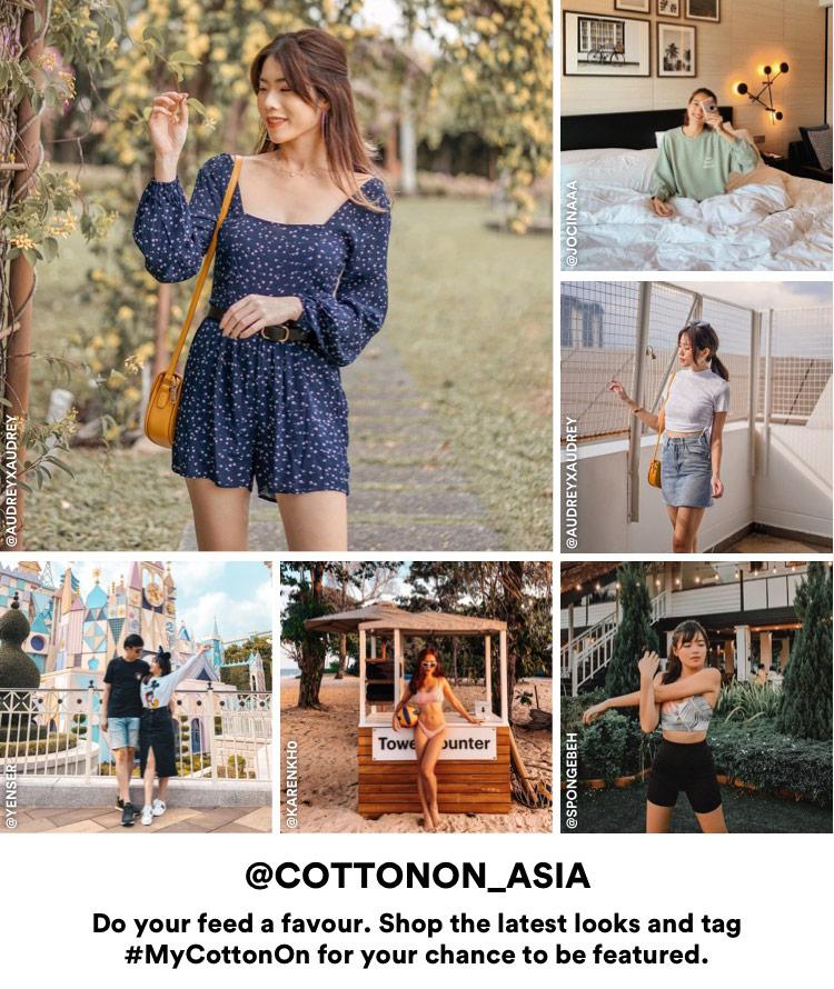 @CottonOn_Asia. Click to Shop the Latest Looks.