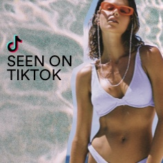 As seen on TikTok. Shop Swim.