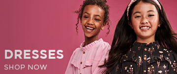 Girls Dresses. Shop Now.