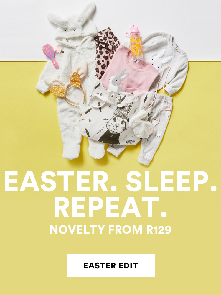 Easter. Sleep. Repeat. Novelty from R129. Click to shop