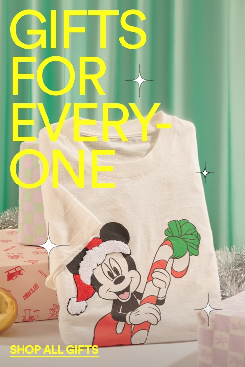 Click to Shop Gifts for Everyone