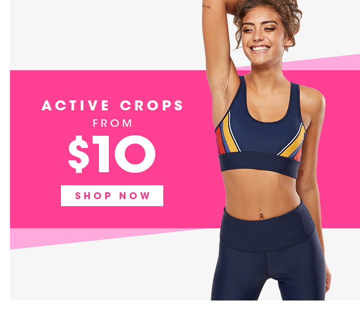 Active Crops   From $10
