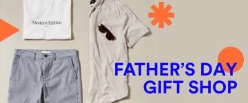 Father's Day Gifts. Click to Shop.