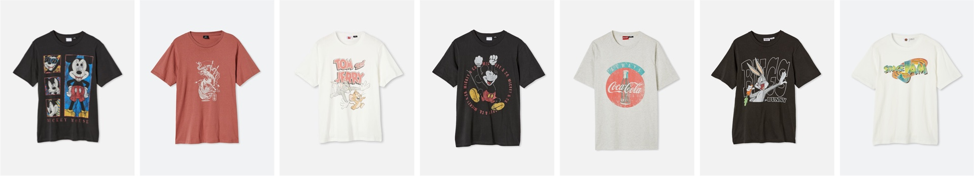 Click to Shop Graphic Tees.