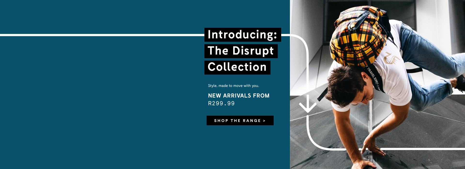 The Disrupt Collection