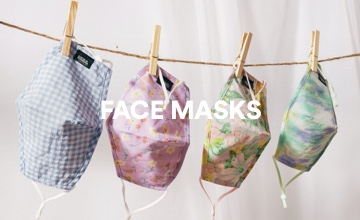 Face masks. Shop Now.