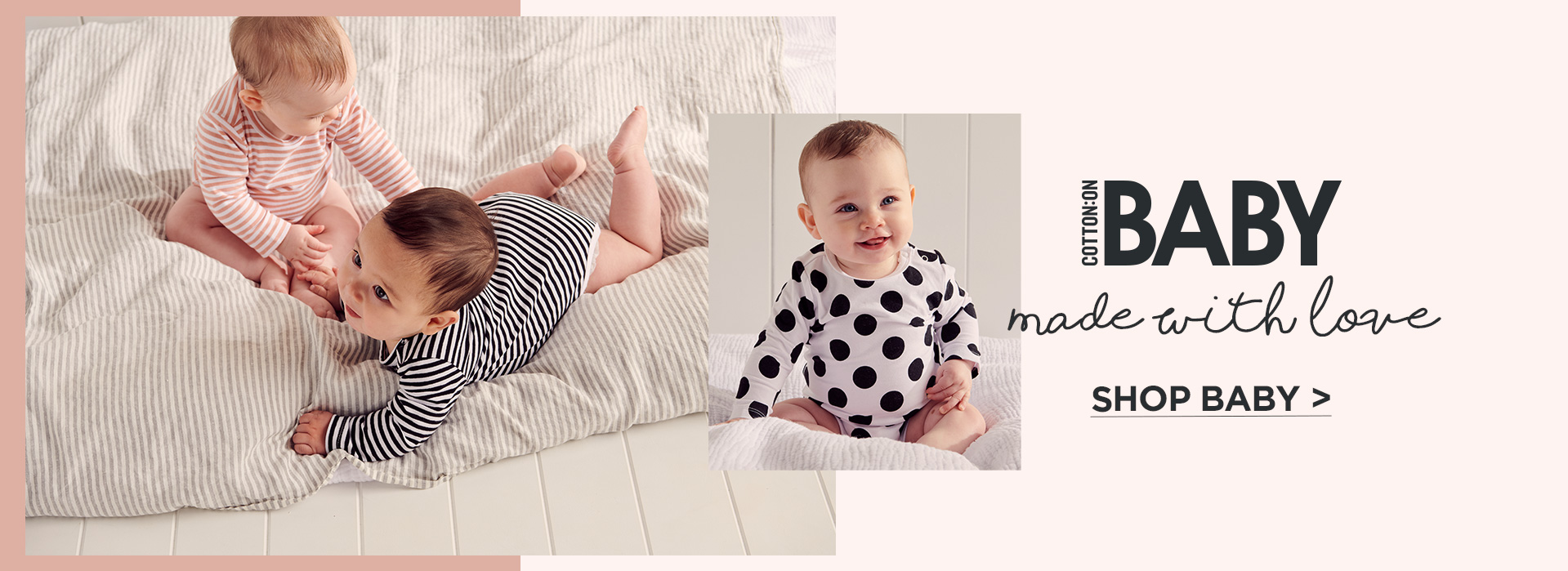 91db08c66c260 Cotton On Kids | Girls, Boys and Baby Clothes, Bedding and More