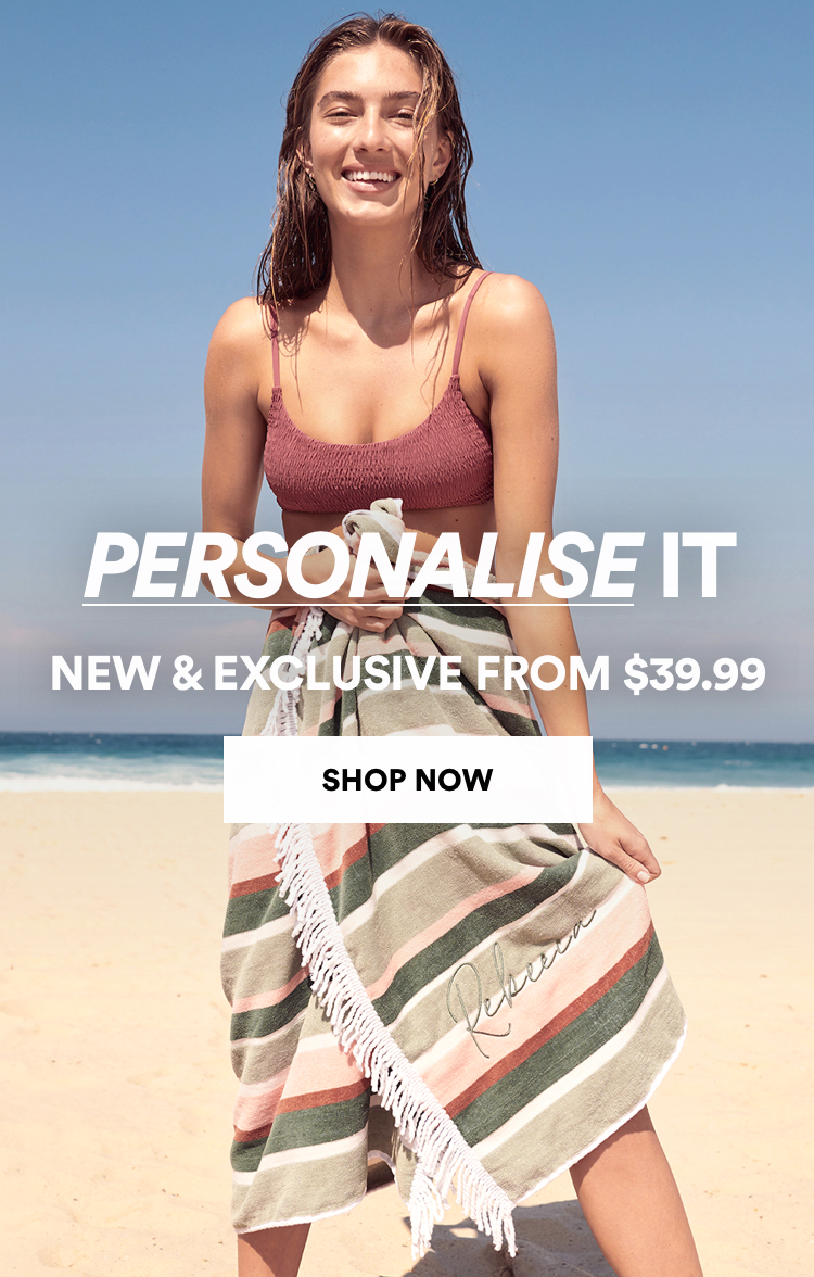 Personalise It. New & Exclusive from $39.99 Click to Shop.