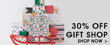 30% Off Gift Shop. Click to Shop.