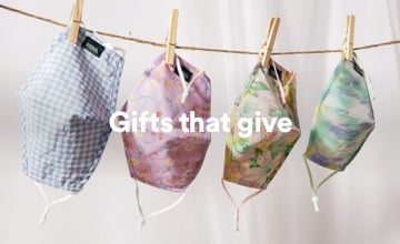 Shop Charity Gifts.