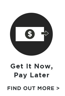 Buy now, Pay later. Learn More.