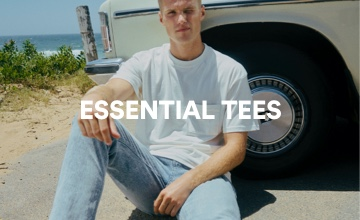 Shop Men's Essential Tees