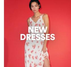 New Dresses. Click to shop.