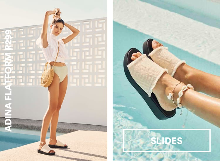Shop Womens Slides and Sandals