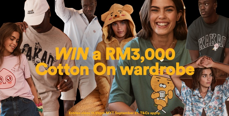 Cotton On X Kakao Friends Competition