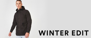 Shop the Mens Winter Edit