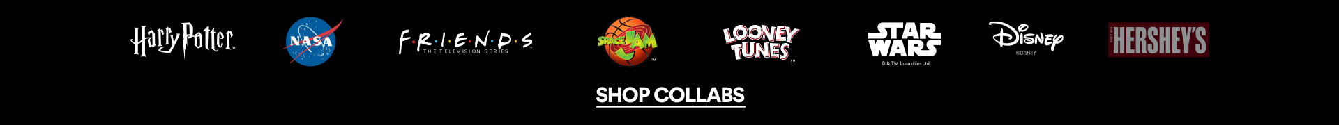 The Collab Shop. Shop Now